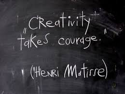 Creativy Takes Courage